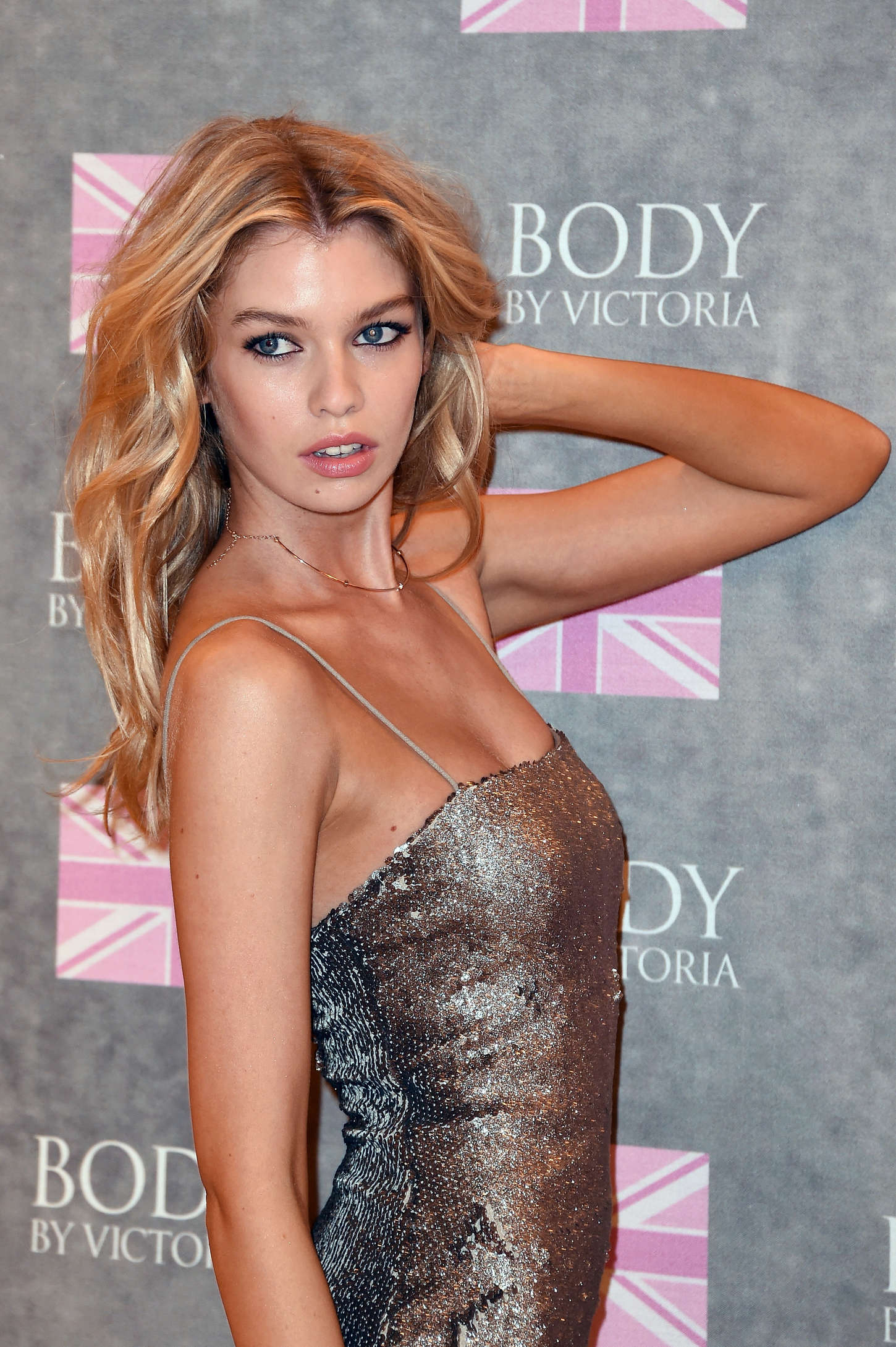 Stella Maxwell Launches Body By Victoria Collection In