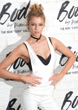 Stella Maxwell - Launches Easy Collection From Body By Victoria at Victoria's Secret in SoHo