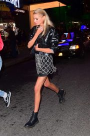 Stella Maxwell - Out and about in NYC