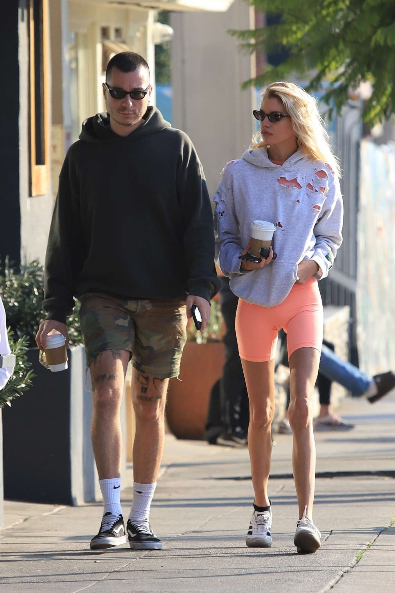 Stella Maxwell 2020 : Stella Maxwell – Out for coffee in Los Angeles-01