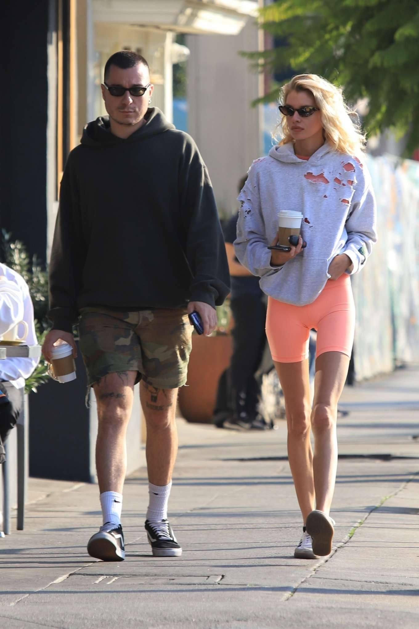 Stella Maxwell 2020 : Stella Maxwell – Out for coffee in Los Angeles-03