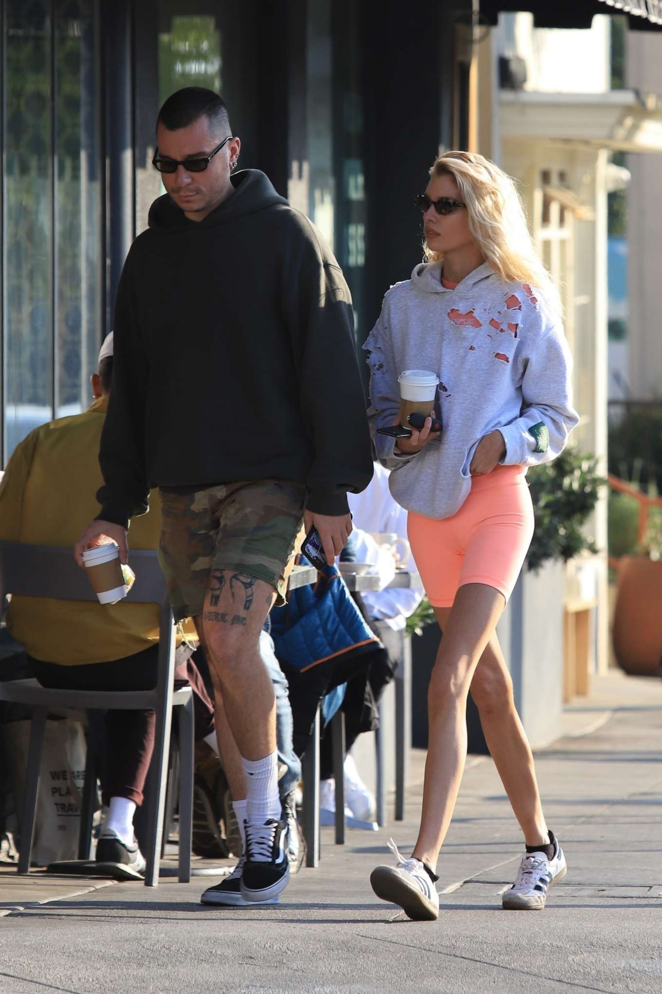 Stella Maxwell 2020 : Stella Maxwell – Out for coffee in Los Angeles-04