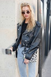 Stella Maxwell - Out in Paris