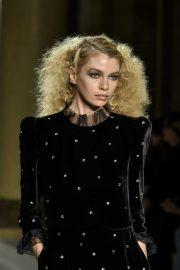 Stella Maxwell - Philosophy Fashion Show in Milan