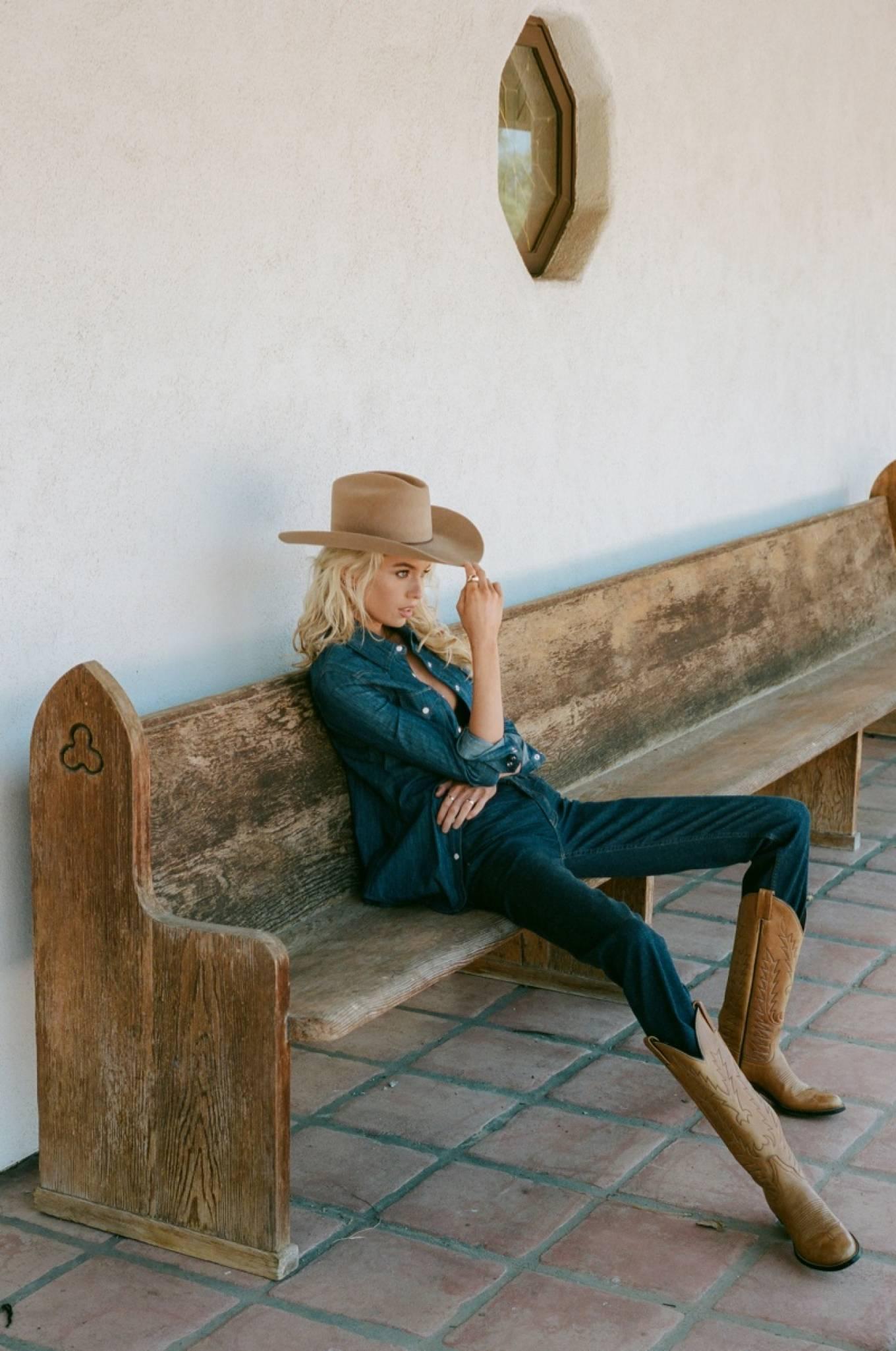 Stella Maxwell 2020 : Stella Maxwell – Photoshoot for COUT DE LA LIBERTE Campaign (Fall 2020)-02