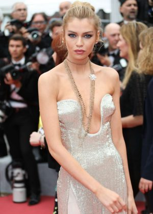 Stella Maxwell - 'Sorry Angel' Premiere at 2018 Cannes Film Festival