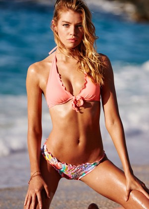 Stella Maxwell - Victoria's Secret Bikini (March 2016)