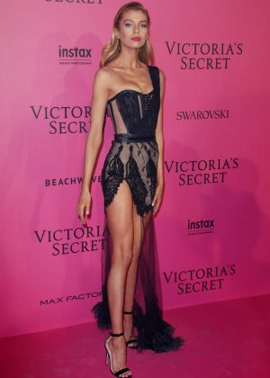 Stella Maxwell - Victoria's Secret Fashion Show 2016 After Party in Paris