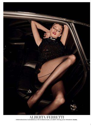 Stella Maxwell - Vogue Germany Magazine (August 2016)