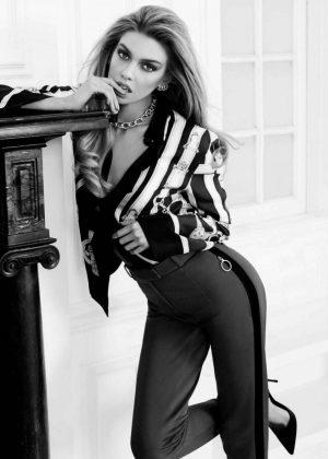 Stella Maxwell - Vogue Spain Magazine (January 2017)