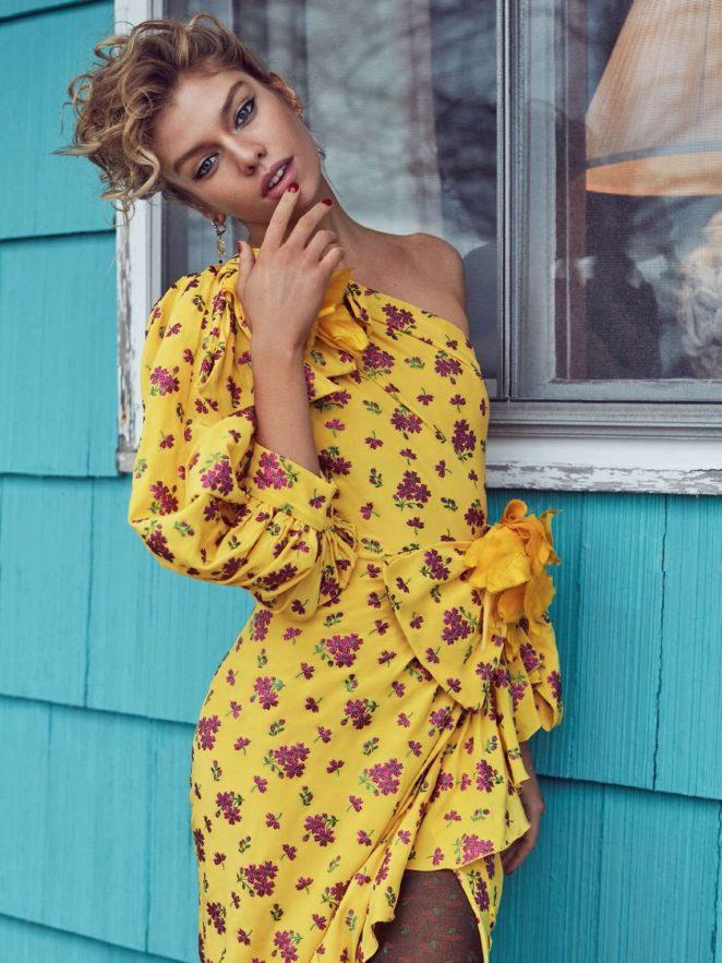 Stella Maxwell - Vogue Turkey Magazine (March 2017)