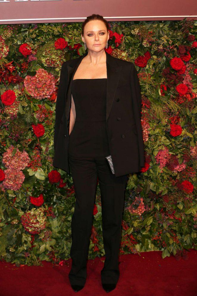 Stella McCartney - 2018 Evening Standard Theatre Awards in London