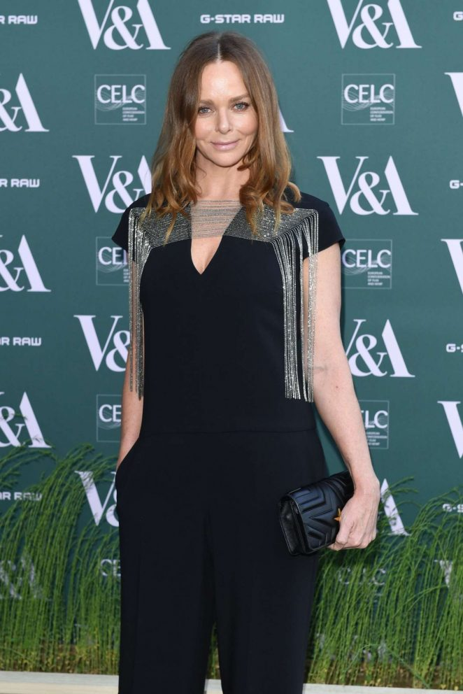 Stella McCartney - 'Fashioned For Nature' Exhibition VIP Preview in London