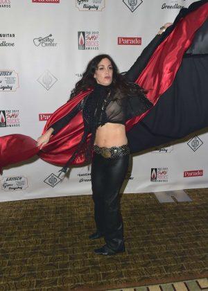 Steph Paynes - 5th She Rocks Awards in Anaheim