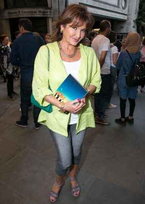 Stephanie Beacham - 'The Jungle' Special Gala Performance in London