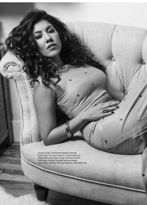 Stephanie Beatriz - Regard Magazine (Spring 2017)