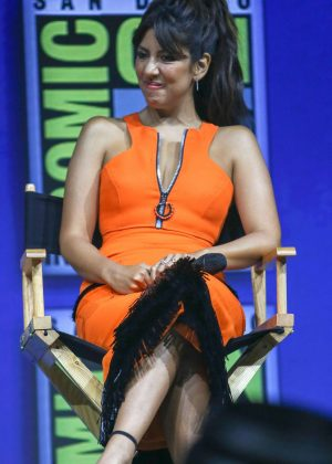 Stephanie Beatriz - Warner Bros. Presentation at 2018 Comic-Con in San Diego