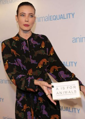 Stephanie Corneliusse - Animal Equality 10th Anniversary Celebration Honoring Moby in LA