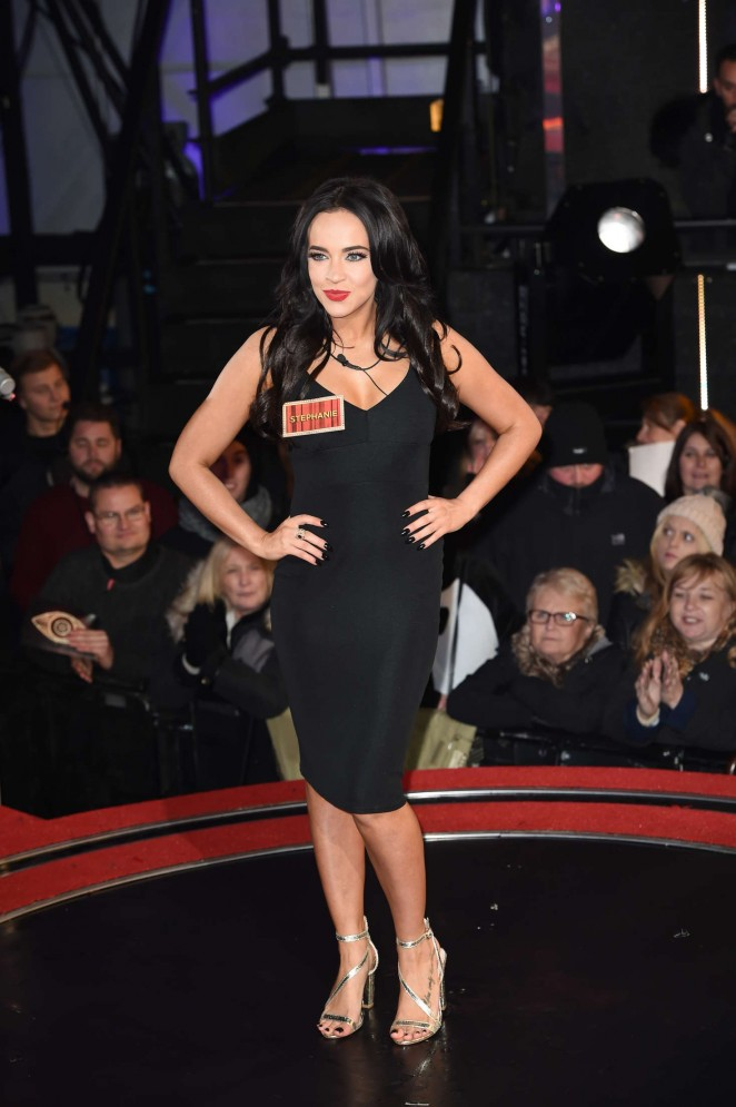 Stephanie Davis - Celebrity Big Brother UK Launch in London