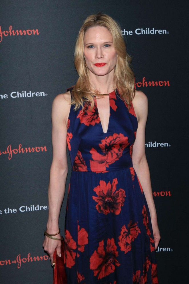 Stephanie March - 2015 Save The Children Illumination Gala in NY
