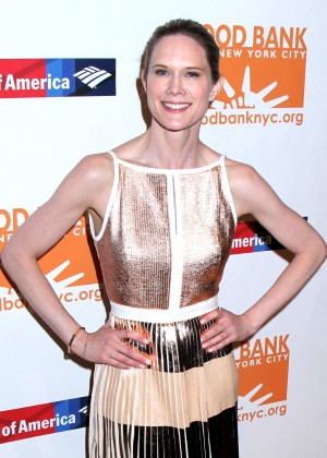 Stephanie March - 2016 Food Bank For New York Can-Do Awards Dinner in NYC