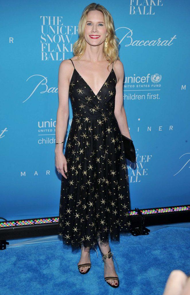 Stephanie March - 2016 UNICEF Snowflake Ball in New York
