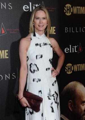 Stephanie March - 'Billions' Premiere Season 2 in New York