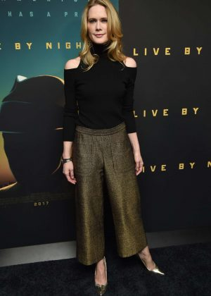 Stephanie March - 'Live by Night' Screening in New York