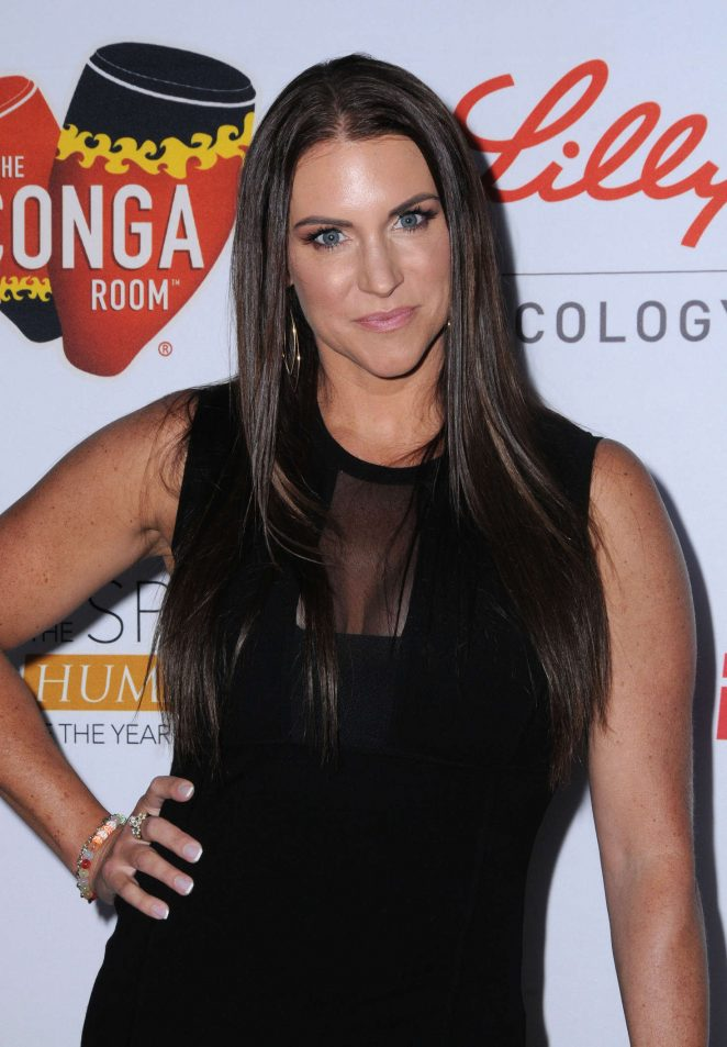 Stephanie McMahon - 2nd Annual Sports Humanitarian of the Year Awards in Los Angeles