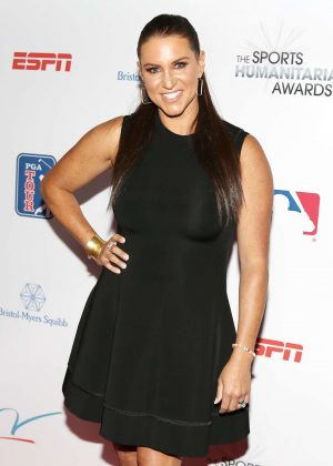 Stephanie McMahon - 3rd Annual Sports Humanitarian Of The Year Awards in LA