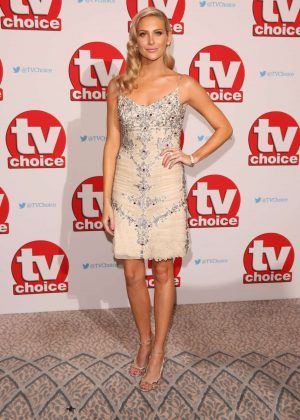 Stephanie Pratt - 2016 TVChoice Awards in London