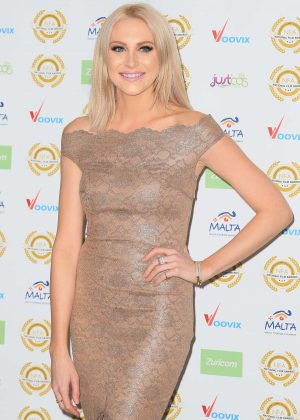 Stephanie Pratt - 2017 National Film Awards in London