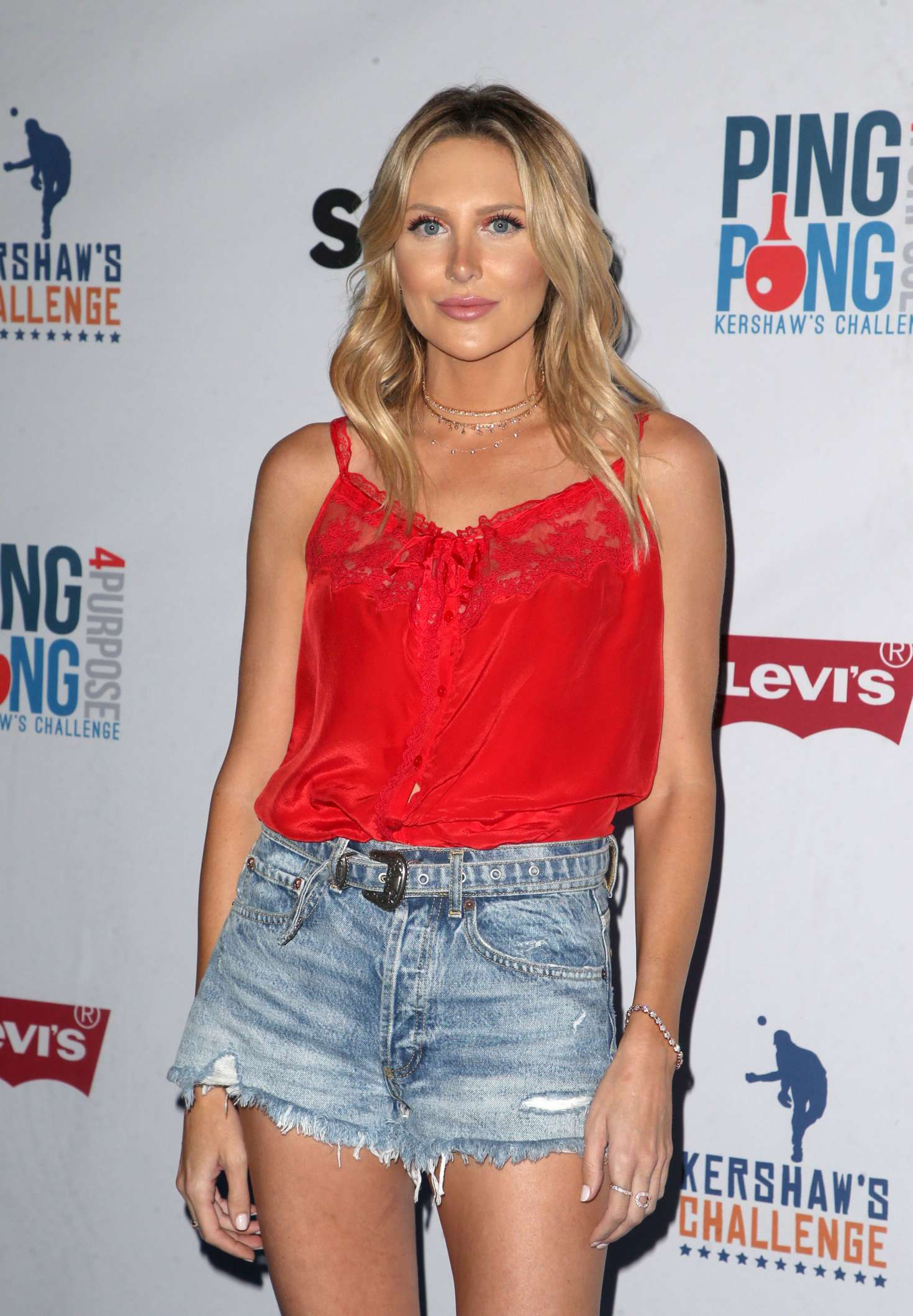 Stephanie Pratt - 6th Annual Ping Pong 4 Purpose in LA