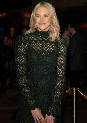 Stephanie Pratt at Forbidden Forest Tour launch in Leavesden