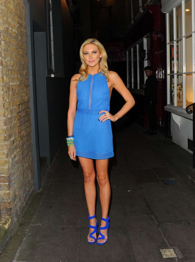 Stephanie Pratt - Best of British Event in London