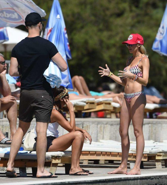 Stephanie Pratt: Bikini on holiday in Croatia -06