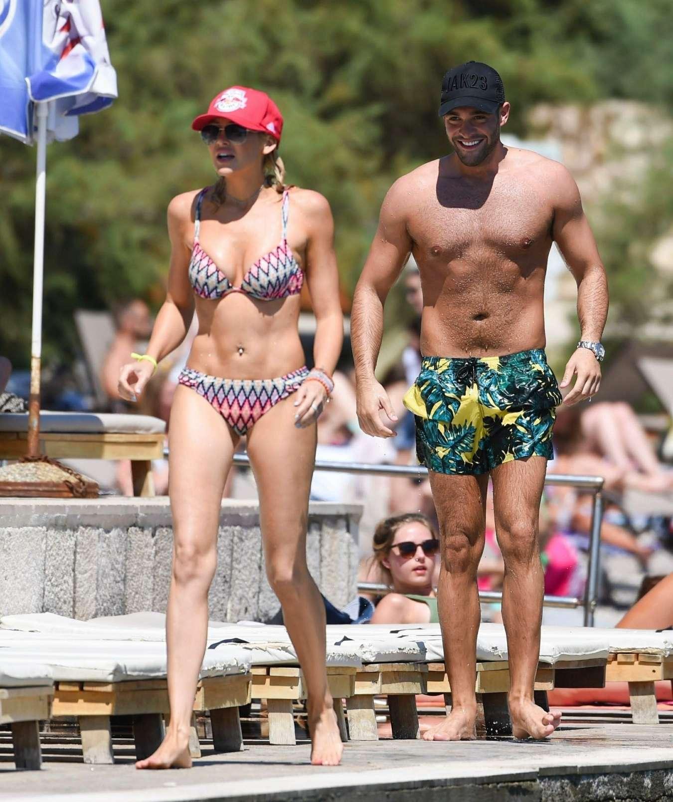 Stephanie Pratt 2017 : Stephanie Pratt: Bikini on holiday in Croatia -22