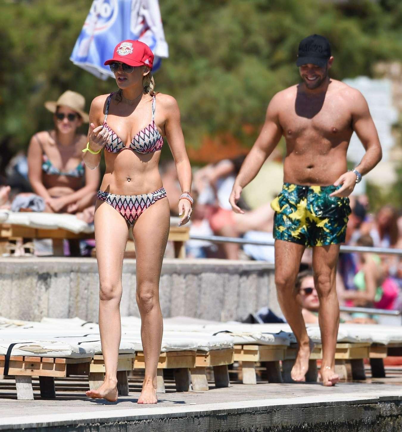 Stephanie Pratt 2017 : Stephanie Pratt: Bikini on holiday in Croatia -23