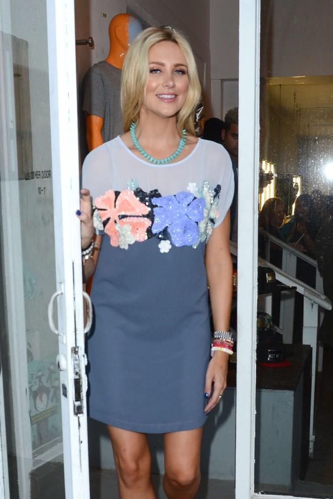 Stephanie Pratt - MeMe London Launch Party in LA
