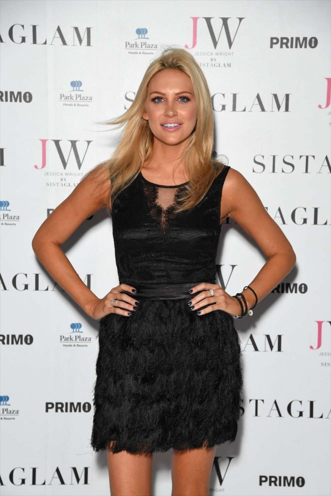 Stephanie Pratt - Sistaglam Launch Party in London