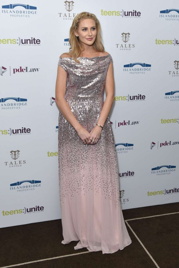 Stephanie Pratt - Teens Unite Annual Fundraising Gala in London