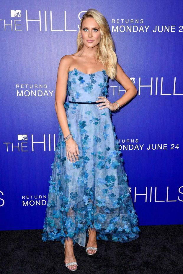 Stephanie Pratt - The Hills: New Beginnings Premiere in Los Angeles
