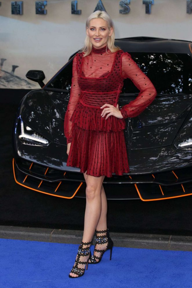 Stephanie Pratt - 'Transformers: The Last Knight' Premiere in London