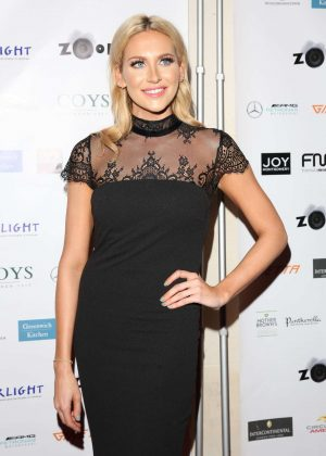 Stephanie Pratt - Zoom Auction Charity Gala in London