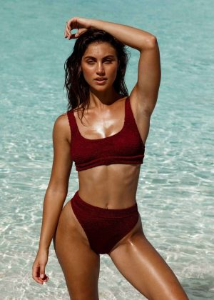 Stephanie Rayner - Bond-Eye Swimwear 2019