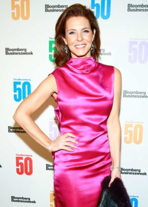 Stephanie Ruhle - Bloomberg 50: Icons and Innovators in Global Business in NY