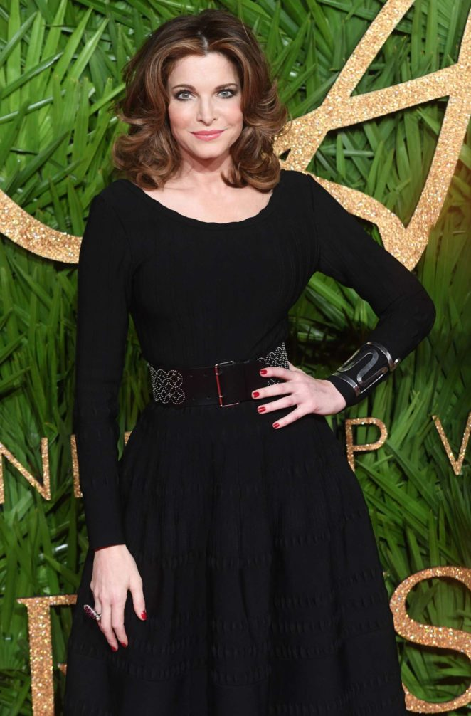 Stephanie Seymour - 2017 Fashion Awards in London