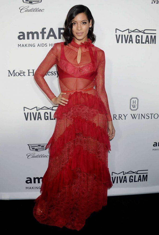 Stephanie Sigman - 2016 amfAR Inspiration Gala in Los Angeles