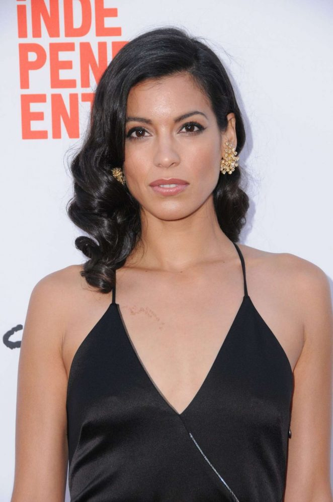 Stephanie Sigman - LA Fim Festival 'Annabelle: Creation' Premiere in Culver City