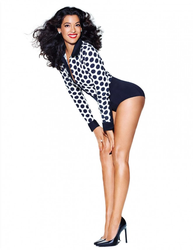 Stephanie Sigman - Vanity Fair Magazine (December 2015)